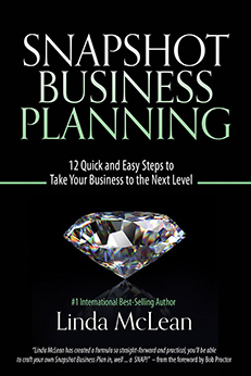 Snapshot Business Planning by Linda McLean
