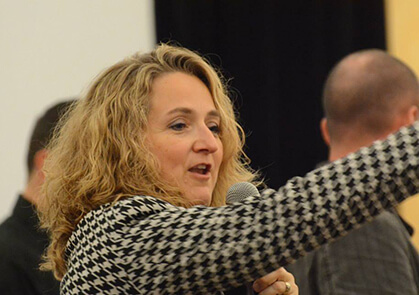 Speaker Amy Stoehr