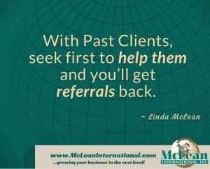Client Follow-up is Key to more Business.