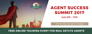 Get Access to this Free Real Estate Agent Success Summit!
