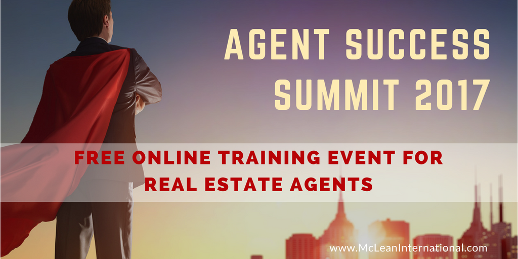 Free Real Estate Agent Success Summit