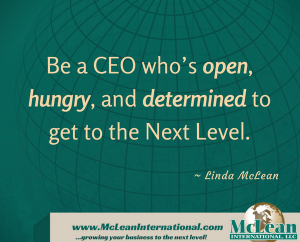 As a CEO, How Will You Get to the Next Level?