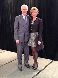 Bob Proctor and Linda McLean