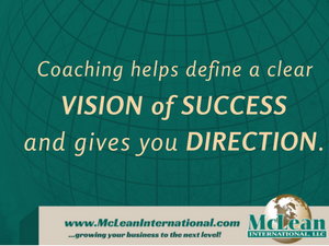Coaching with McLean International
