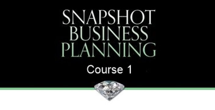 Snapshot Business Planning eCourse - Course 1