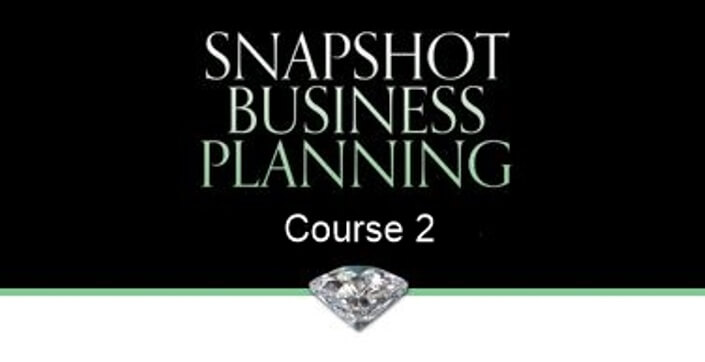 Snapshot Business Planning eCourse - Course #2