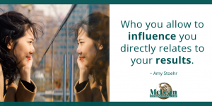 Influence and the power of the company you keep