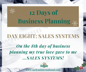 Sales Systems