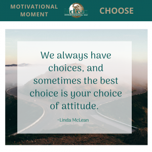 Choose success