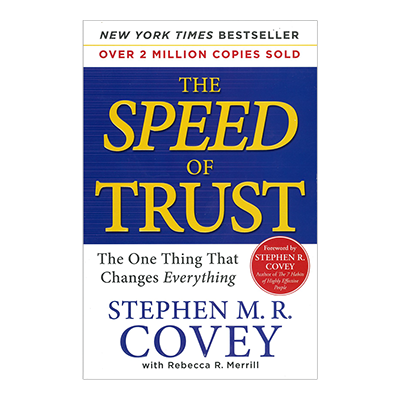 Book - The Speed of Trust
