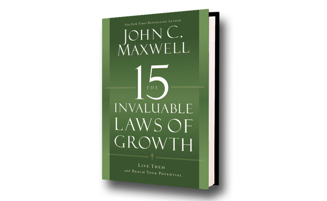 15 Invaluable Laws of Growth Book Cover