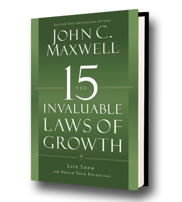 The 15 Invaluable Laws of Growth Book Study Mastermind