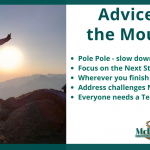 5 steps to next level achievement