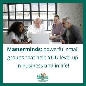 Masterminds powerful small groups