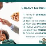 basics of business success