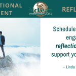 reflect on achievements for success